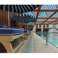 swimming pool grate