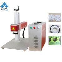 Desktop fiber laser engraving mahcines laser marking machines