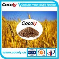 Cocoly fertilizer 100% solubility NPK