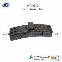 Railway Composite Material Brake Shoe And Block /Train Brake Block