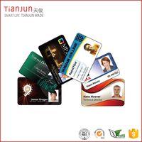 Custom NTAG213 215 NFC Business Card Facebook ID Card
