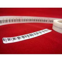 50x10mm Security label EM Label Sticker library security strip magnetic EM book label for library an