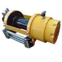 Hydraulic Planetary Winch TD120