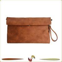Wholesale Soft PU Clutch Bag with Waist strap