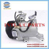 Air conditioning pumps compressor for SUBARU JUSTY TOYOTA PASSO 447260-5820