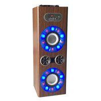 Portable bluetooth speaker with FM Radios
