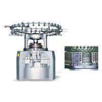 KM-1 ELECTRONIC DOUBLE JACQUARD CIRCULAR KNITTING MACHINE