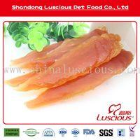 pet food&dog food:soft chicken strip Pet Snacks