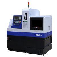 3 Axes Swiss CNC Precision Automatic Lathe ZR323