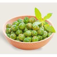 Garlic flavor Green peas snack foods