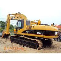 used excavator,