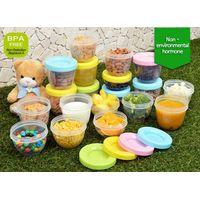 Baby Food Plastic Bowls