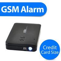 AF120 security alarm wireless burglar alarm plus anti theft lost remote lock with gprs sim card