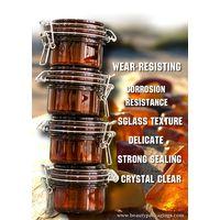 Facial mask jars-thick wall PET jars