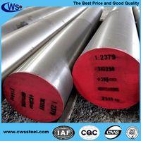 DIN 1.2379 Cold Work Mould Steel Round Bar