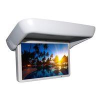 22 Inch TFT car LCD flip down motorized monitors with HDMI/VGA/USB input