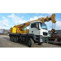 Mobile crane Hidrokon HK 30 18 T2 - 10 ton