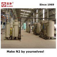 PSA Nitrogen Generator with N2 flow 800Nm3/h, Purity 99.9%