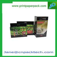 Custom Tea Packaging Box Cosmetic Product Box Daily Life Product Box