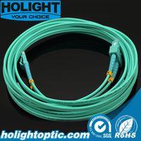 Fiber Patchlead LC to Sc Om3 Duplex Aqua