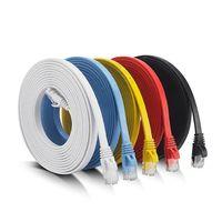 UTP color code network cable Hot Sale RJ45 3m cat6 lan cable