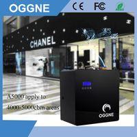 Popular metal essential oil aroma diffuser HVAC System 5000cbm commercial scent diffuser