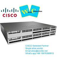 WS-C3850-48U-L 10/100/1000 Ethernet CISCO 48 port SFP switch