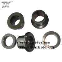 Tungsten carbide for oilfield casing