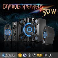 Hot 2017 2.1 multimedia speaker system magic karaoke speaker for games electronic handheld player