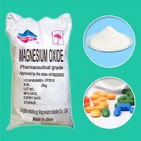 Magnesium Oxide Pharma Grade EP USP BP GMP