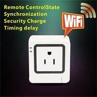 WiFi Smart Socket American standard