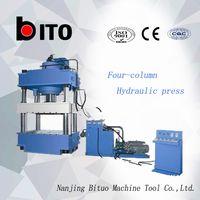 Y32 4-column hydraulic press