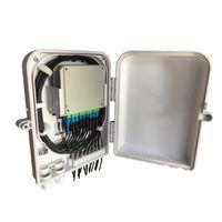 16 ports fiber terminal box, ftth box