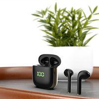 Wireless charging bluetooth headset