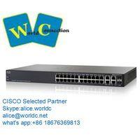 WS-C2960X-48TS-L Cisco Ethernet Switch 10/100/1000 Gigabit