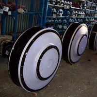 Hagglunds hydraulic motors