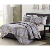 bedspread-Damask H&J Industrial