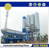 50m3/h Concrete Mixing Plant