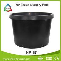 Garden Flower Pots, PP Nursery Pots, Plastic Flower Pots