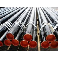 CARBON STEEL SEAMLESS PIPES with ASTM A53 standard