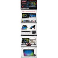 9 inch HD LED Active Headrest DVD Player