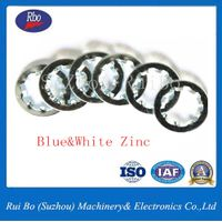 Fastener Stainless Steel DIN6797J Internal Teeth Washer/Washers with ISO