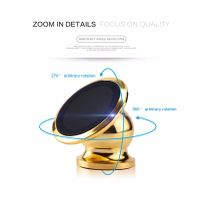 360 Degrees Rotating Magnetic mobile phone car holder thumbnail image