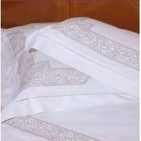 hand embroidery bedding set thumbnail image