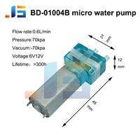 0.6lpm micro water pump water aspirator