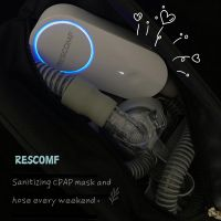 Portable Respiratory Breathing CPAP Machine Cleaner