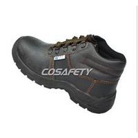 Injection safety boots with PU outsole 211WST