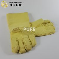 500 degree resistant/anti cutting/Indurtial hand gloves in china oubo