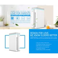 New Design Guangzhou Olansi HEPA Air Purifier for Home Office Indoor Air Cleaning Popular Germany thumbnail image