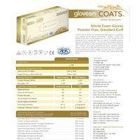 Nitrile Glove - Hartalega Coats